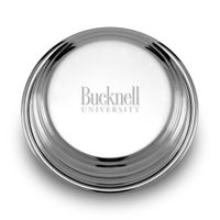 Bucknell Pewter Paperweight