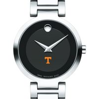 Tennessee Women's Movado Museum with Steel Bracelet