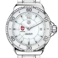 Chicago Women's Formula 1 Watch with Diamond Bezel by TAG Heuer