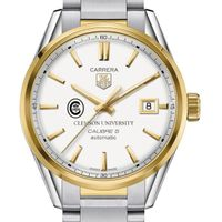Clemson Men's TAG Heuer Two-Tone Carrera with Bracelet