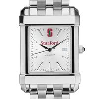 Stanford Men's Collegiate Watch w/ Bracelet