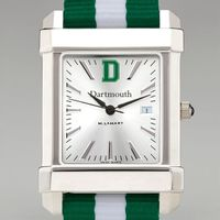 Dartmouth Men's Collegiate Watch with NATO Strap