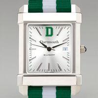 Dartmouth Men's Collegiate Watch with NATO Strap
