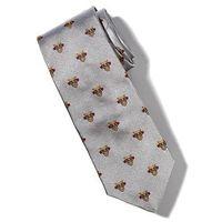 USMA Insignia XL Tie in Grey