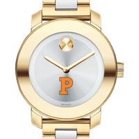 Princeton University Women's Movado Two-Tone Bold