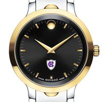Holy Cross Men's Movado Luno Sport Two-Tone
