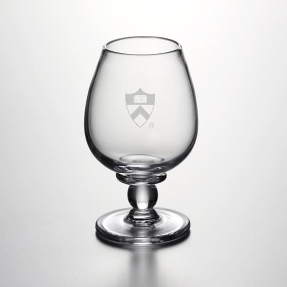 Princeton Glass Brandy Snifter by Simon Pearce