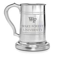 Wake Forest Pewter Stein