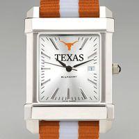 Texas Men's Collegiate Watch w/ NATO Strap