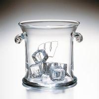 Wisconsin Glass Ice Bucket by Simon Pearce