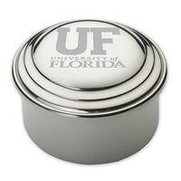 Florida Pewter Keepsake Box