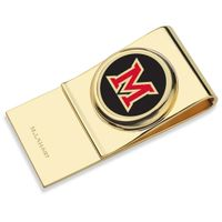 Miami University in Ohio Enamel Money Clip