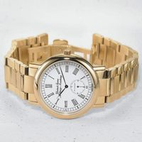 West Point Men's Classic Watch with Bracelet Image-1 Thumbnail