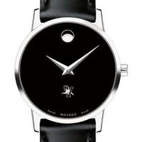 UVM Women's Movado Museum with Leather Strap