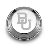 Baylor Pewter Paperweight