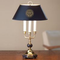 Traditional USMMA Lamp in Brass and Marble
