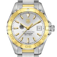 Notre Dame Women's TAG Heuer Two-Tone Aquaracer