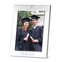 Dartmouth Polished Pewter 5x7 Picture Frame