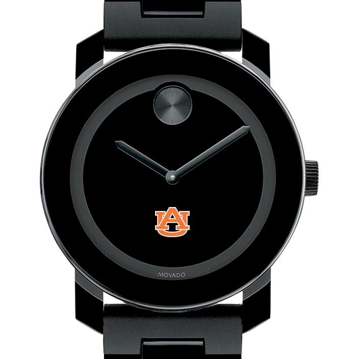 Auburn University Men's Movado BOLD with Bracelet
