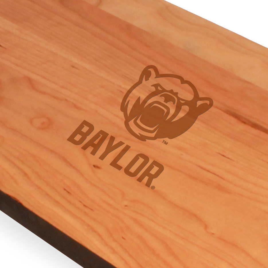 Baylor Cherry Entertaining Board