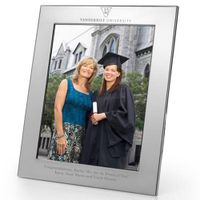 Vanderbilt Polished Pewter 8x10 Picture Frame