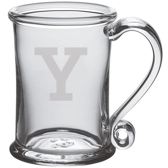 Yale Glass Tankard by Simon Pearce