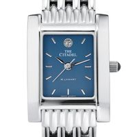 Citadel Women's Blue Quad Watch with Bracelet