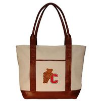 Cornell Needlepoint Tote