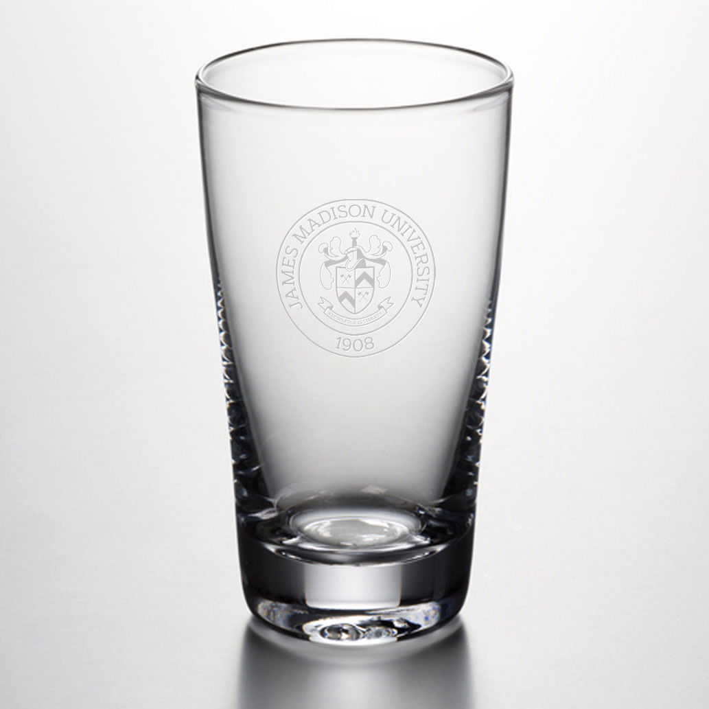 James Madison Ascutney Pint Glass by Simon Pearce