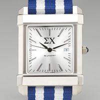 Sigma Chi Men's Collegiate Watch w/ NATO Strap Image-1 Thumbnail