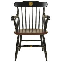 US Merchant Marine Academy Captain's Chair by Hitchcock