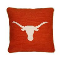 Texas Handstitched Pillow