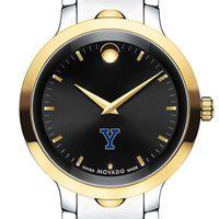 Yale Men's Movado Luno Sport Two-Tone