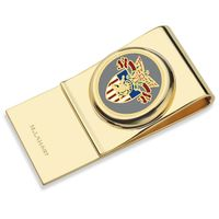 US Military Academy Enamel Money Clip