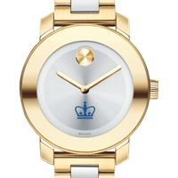 Columbia Women's Movado Two-Tone Bold