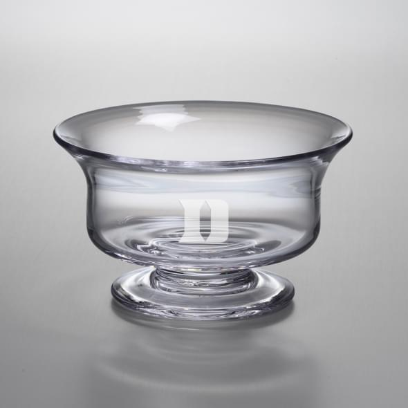 Duke Medium Glass Presentation Bowl by Simon Pearce