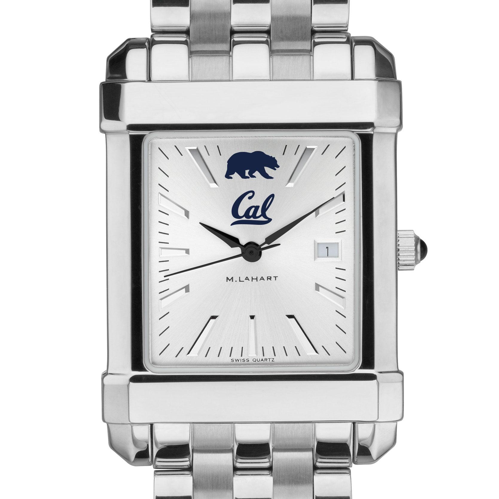 Berkeley Men's Collegiate Watch w/ Bracelet