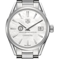 VMI Women's TAG Heuer Steel Carrera with MOP Dial