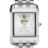 Baylor Men's Collegiate Watch w/ Bracelet