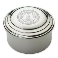 VMI Pewter Keepsake Box