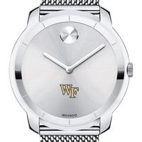 Wake Forest Men's Movado Stainless Bold 44