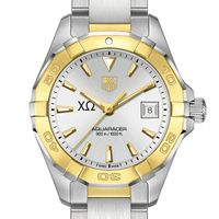 Chi Omega Women's TAG Heuer Two-Tone Aquaracer
