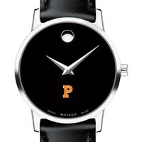 Princeton Women's Movado Museum with Leather Strap