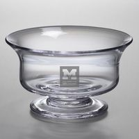Michigan Large Glass Bowl by Simon Pearce