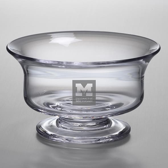 Michigan Large Glass Bowl by Simon Pearce