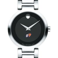 Bucknell Women's Movado Museum with Steel Bracelet