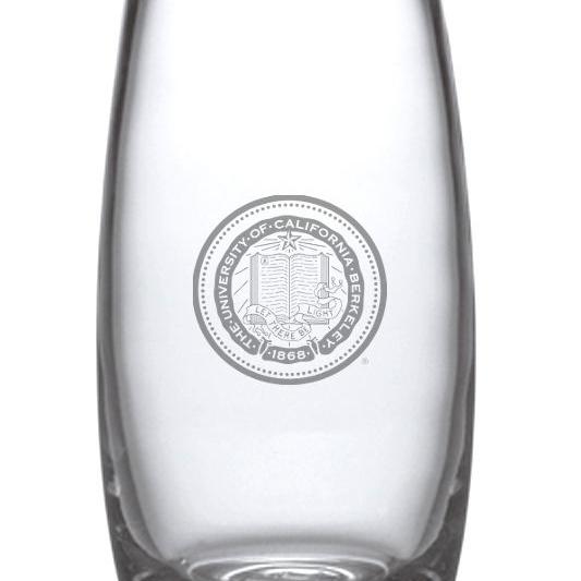 Berkeley Glass Addison Vase by Simon Pearce