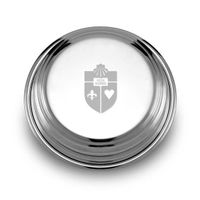 St. John's Pewter Paperweight