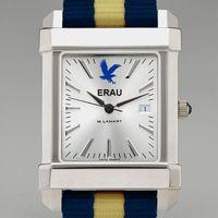 Embry-Riddle Men's Collegiate Watch w/ NATO Strap