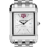 Texas A&M Men's Collegiate Watch w/ Bracelet
